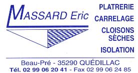 Carte MASSARD